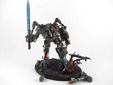 Nemesis Ritter der Grey Knights / Warhammer 40k - gut bemalt -