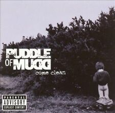 Puddle of Mudd - Come Clean [PA]  (CD, Aug-2001, Flawless/Geffen)