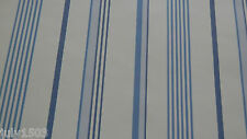 NextWall CTG19912 Wallpaper blue stripe prepasted next wall new Free Ship
