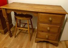 Pine Dressing Tables with Stool