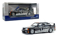 Solido 1:18 Mercedes 190E 2.5-16 Evo 2 #3 DTM Champion Ludwig (1992) Diecast Car