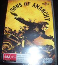 Sons Of Anarchy Season Two 2 (Australia Region 4) DVD – New