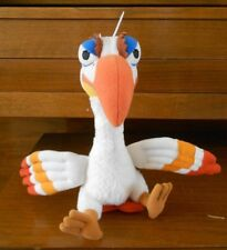 Lion King Broadway Musical Plush Zazu 8""