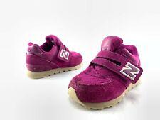 New Balance KV574VDI Little Kids Girls Purple Running Shoes US 5.5 21.5 EU C944