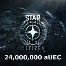 Star Citizen 24,000,000 aUEC (Alpha UEC) ver 3.13
