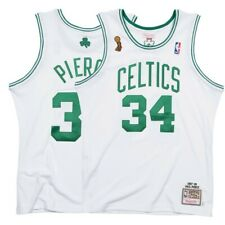 2007-08 Paul Pierce NBA Boston Celtics Mitchell & Ness Authentic Home Jersey