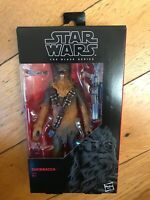 """Star Wars Black Series 6"""" Inch Chewbacca Solo Mimban Goggles Special Edition"""
