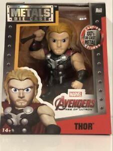 Thor Avengers Age Of Ultron 10.2cm Pressofuso Figura Jada 97712