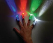 SENSORY IRIDESCENT 4 COLOUR FINGER FLASH PERCEPTION LIGHT AUDITORY ADHT AUTISM