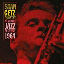 Stan Getz Quartet - Newport Jazz Festival 1964 (2017)  CD  NEW  SPEEDYPOST
