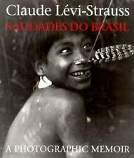 Saudades Do Brasil: A Photographic Memoir, Levi-Strauss, Claude, Very Good Book