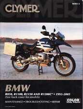 BMW R850, R1100, R1150 and R1200C 1993 - 2005 Workshop Manual