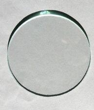 Verre plat 103 mm pour lampe lanterne de velo acétylene, réveil Horloge Pendule