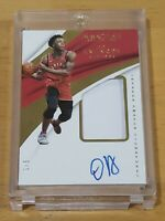OG ANUNOBY 2017-18 Immaculate Auto RC SSP 1/5 1/1 Auto RC RPA Sneaker Patch