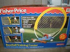 NEW Vintage Fisher Price Baseball Training Center 1994