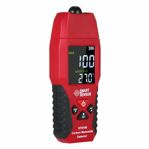 Carbon Monoxide Meter with   Tester Detector 0-1000ppm Z4R0