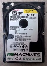 "Western Digital WD800JD-00JRA0 80GB 3.5"" SATA Hard Drive TESTED! FREE SHIPPING!"