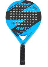 Racchetta da Padel / Paddle tennis 360g, in fibra di carbonio, con sacca inclusa