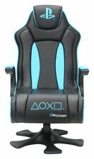 X-Rocker Genesis Official Licensed PlayStation Gaming Chair - Blue - E42