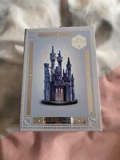 Disney store Cinderella castle collection hanging ornament.