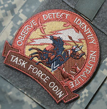 Slayers Of Baghdad MQ-1C Task Force Odin Observe Rileva Id Neutralize Ssi in DD