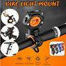 Crutch Stick Cane Grip Holder Clamp Bracket Attachment/Wheelchair Walker Scooter