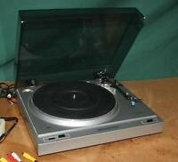 MCS MODULAR COMPONENT SYSTEMS MODEL 683-6202 BELT DRIVE TURNTABLE W507 (8)