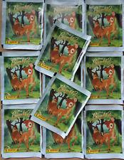 Bambi 2/25 cartocci Adesivo/Panini/RARO