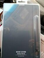 Samsung -Book Cover for Samsung Galaxy Tab S6 EFBT860 EF-BT860 Mountain Gray Oem