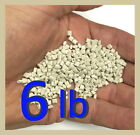 6 lb Beige Plastic Poly Pellets Washable Dryable Free Shipping American Made
