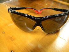 Uvex Glasses S3301HS Genesis Black Frame Gray Lens  Aniti-Fog