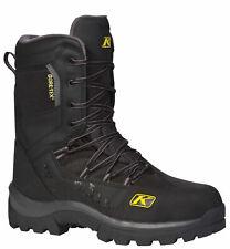 Klim Adrenaline GTX Boot Black Men's Size 5