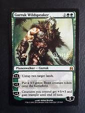GARRUK LINGUA SELVAGGIA - GARRUK WILDSPEAKER ENG  - MTG MAGIC [MF]