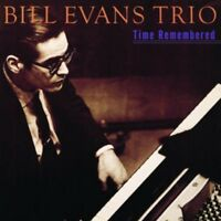 Bill Evans, Bill Evans Trio - Time Remembered [New CD]