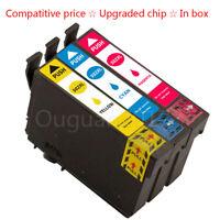 502 XL Ink Cartridges with Epson XP-5100 XP-5105 WorkForce WF-2860DWF WF-2865DWF