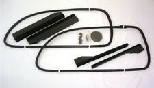 1937 1938 1939 Ford Tudor Sedan & Club Coupe Front Window Channel Kit Both Doors