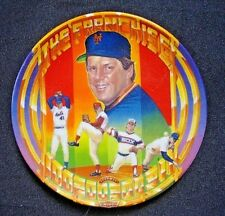 NEW 1989 Sports Impressions Presents Tom Reaver By Ron Lewis Decorative Plates
