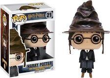 Funko Pop Harry Potter With Sorting Hat # 21 Vinyl Figure