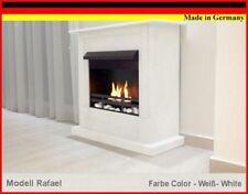 Ethanolkamin Gelkamin Kamin Gel Fireplace Caminetti Modell Rafael Deluxe Weiss