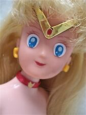 IRWIN Sailor Moon DOLL No Clothes 2000 12""