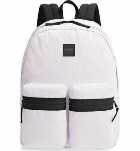 Vans (Double Down) Lavender Light Purple Skate School Backpack Bag New NWT❗️