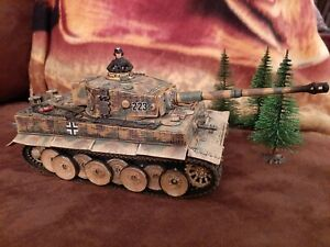 Forces of Valor Unimax German Tiger I Normandy 1944 1/32 Scale