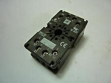 Telemecanique RUZ-1D Relay Socket 12 Amp 300V ! WOW !