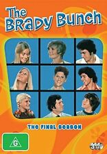 THE BRADY BUNCH : SEASON 1 2 3 4 5   - DVD - UK Compatible - New & sealed