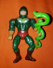 Vintage King Hiss MOTU Masters Of The Universe He-man Figure With Wepon