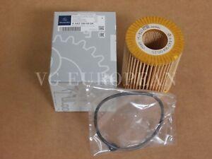 Mercedes-Benz Genuine Sprinter E ML GL-Class Engine Oil Filter Kit NEW