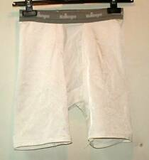 Bollinger  old school white  compression shorts small  629