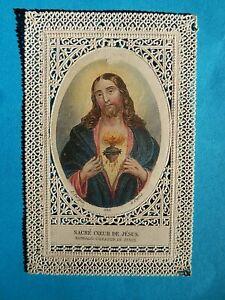 CANIVET DENTELLE   COEUR SACRE DE JESUS  TURGIS   THFR