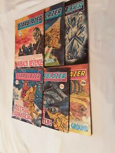 Joblot Starblazer Comics 20 Used Not Mint