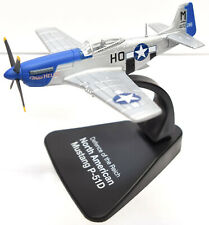 North American P-51D Mustang, 1:72 Scale Diecast Model (JD303)